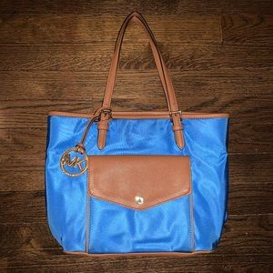 Michael Kors Nylon Tote Bag